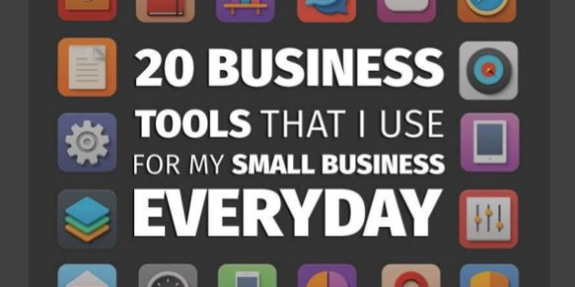 20 Business Tools That I Use For My Small Business Everyday